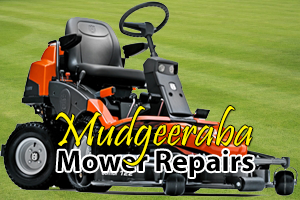 Mobile Mower Repairs Gold Coast Logo